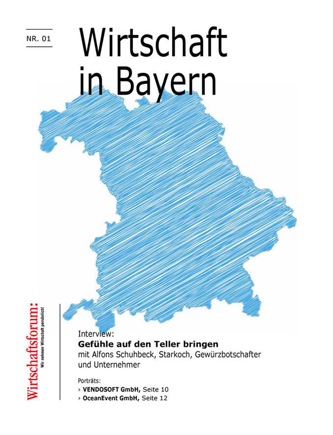 Wirtschaft in Bayern