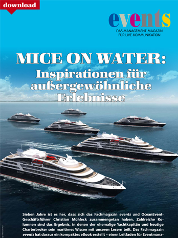 eBook MICE on Water