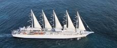 Die Last-Minute-Charter auf der Club Med II machte OceanEvent 2015 möglich