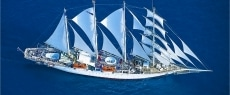 Star Clipper in Asien über OceanEvent zur Vollcharter