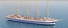 Kreuzfahrtschiff und Großsegler von Star Clippers bei OceanEvent chartern