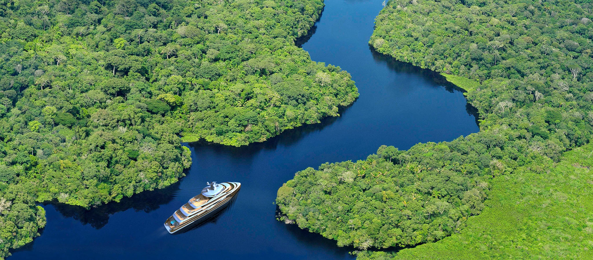Mit diesen wendigen Schiffen entführen Sie Ihre Teilnehmer in die exotischsten Gefilde: tropische Paradiese, die Polarregionen oder entlegene Amazonasgebiete.