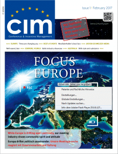 OceanEvent in der CIM 1/2017