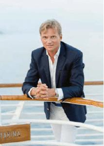 Christian Mühleck von OceanEvent Weltwoche
