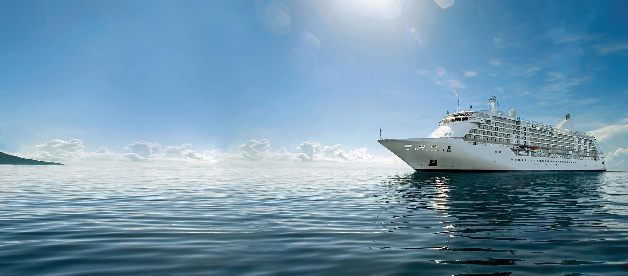 Die Kategorie der Kreuzfahrtschiffe bis 700 Passagiere bietet überwiegend Schiffe im 5-Sterne-Segment.