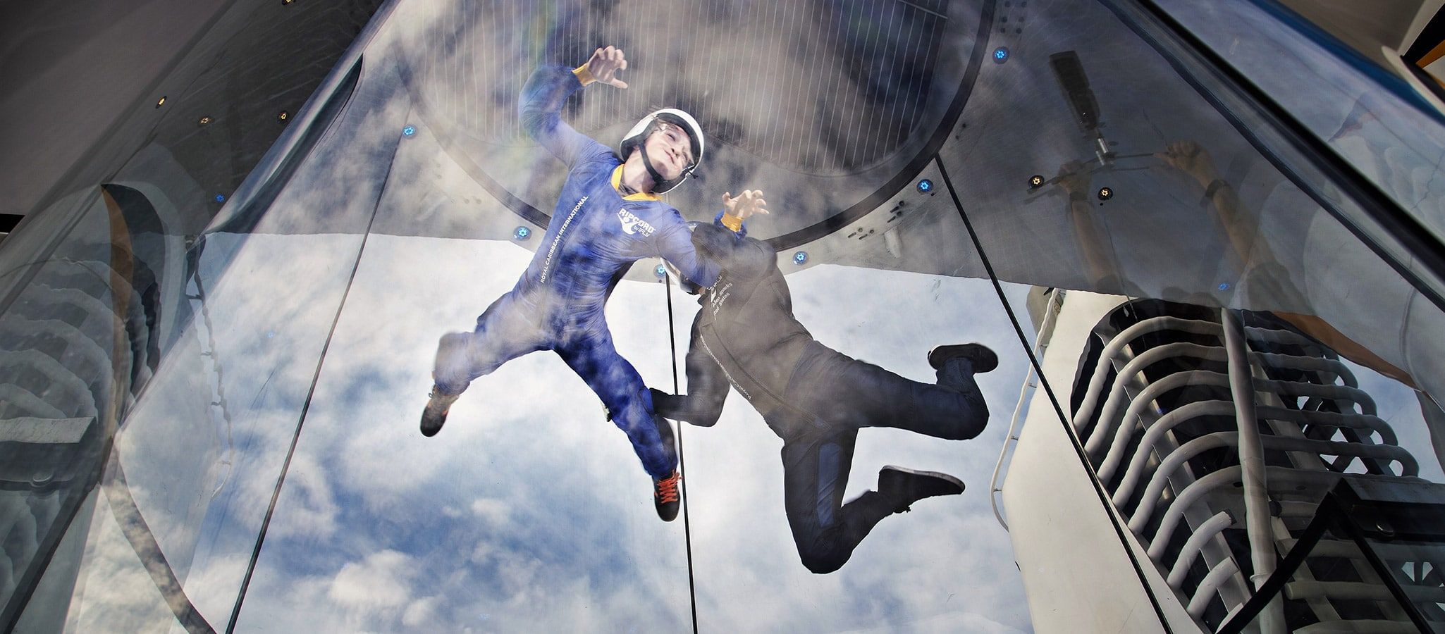 Huge fun and a one-of-a-kind opportunity: indoor skydiving.