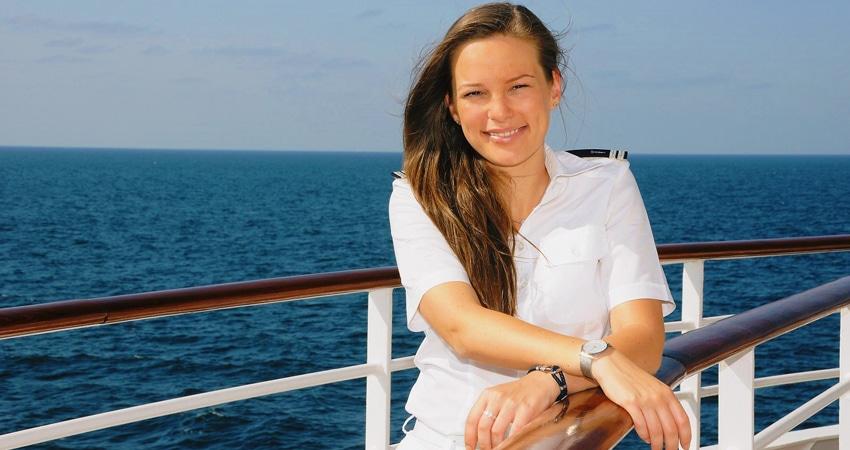 Lisa Aumayr, Eventmanagerin bei OceanEvent