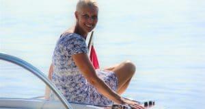 Vanessa Wagner bei OceanEvent