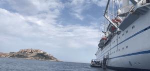 Größtes Motorsegelschiff der Welt bei OceanEvent chartern