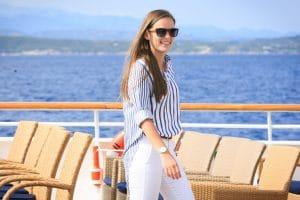 Lisa Aumayr - Event Manager bei OceanEvent
