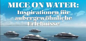Leitfaden für Events auf Kreuzfahrtschiffen