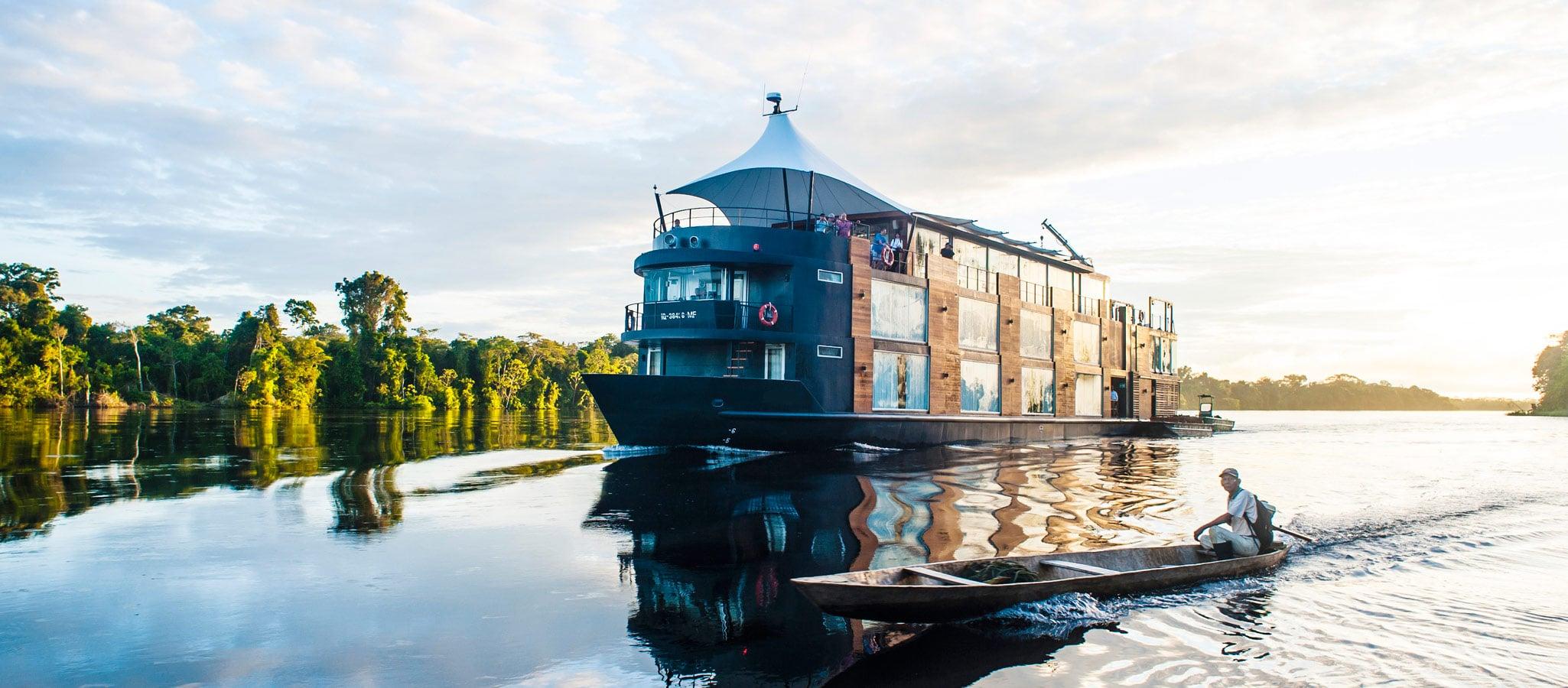 Ein besonderes Incentive-Erlebnis ist die Flusskreuzfahrt auf dem Mekong.