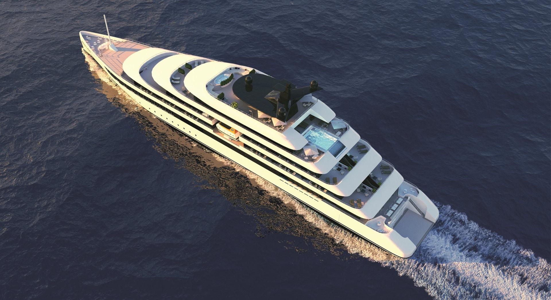 Eventlocation Kreuzfahrtschiff