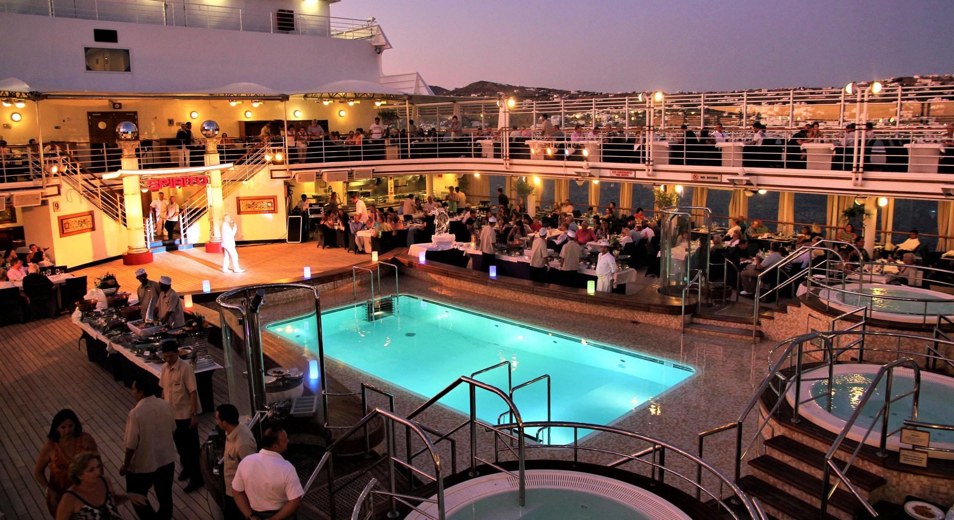 Schiff chartern Event