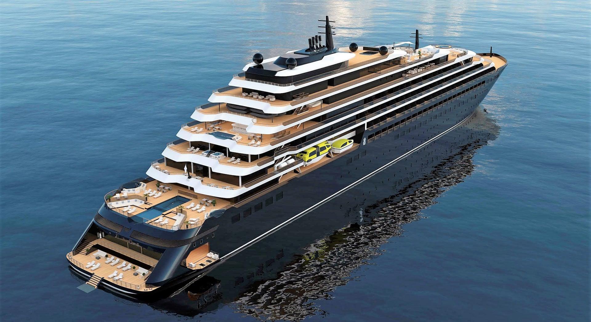 Kreuzfahrtschiff chartern
